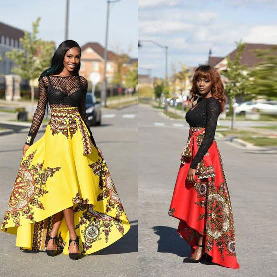 traditional-skirt-style