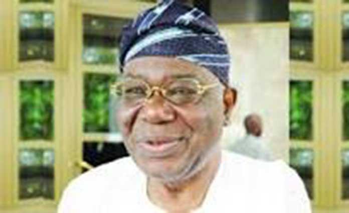 earnest-shonekan-nigerian-president