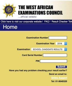 waec-result-without-scratch-card-nigeria